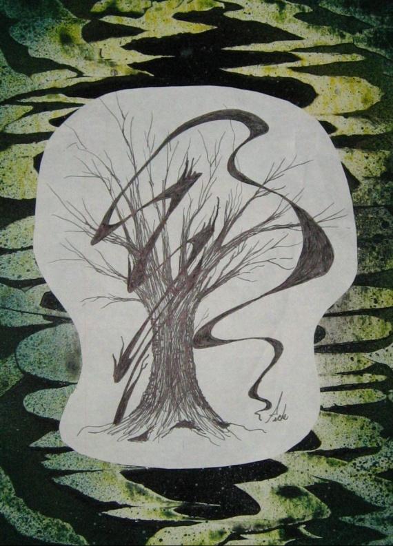arbre perdu