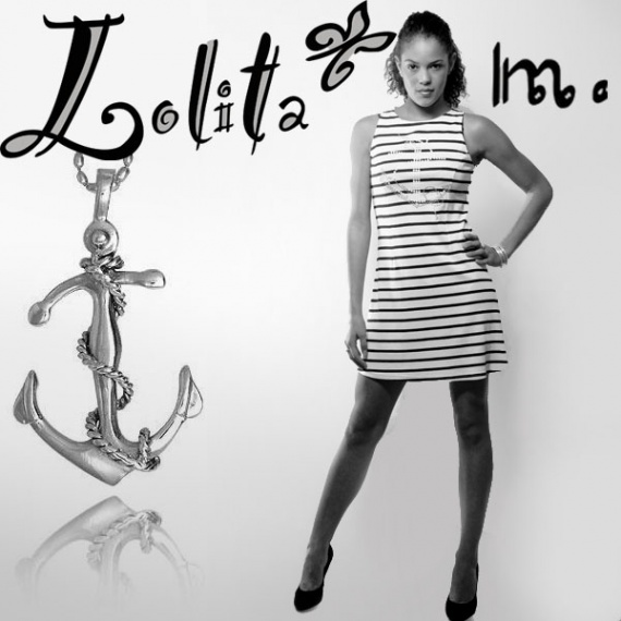 lolita m rayure