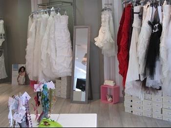 Boutique Coeur de mariage 2