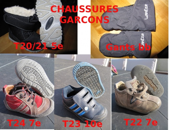 chaussuresgarcons