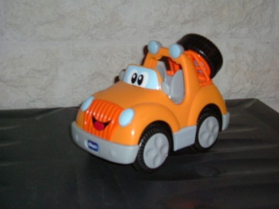 voiture 4x4 chicco