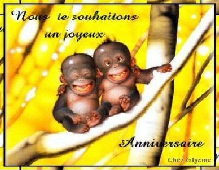 Joyeux Anniversaire A Lily Et Vincent Jumeaux Triples Et Plus