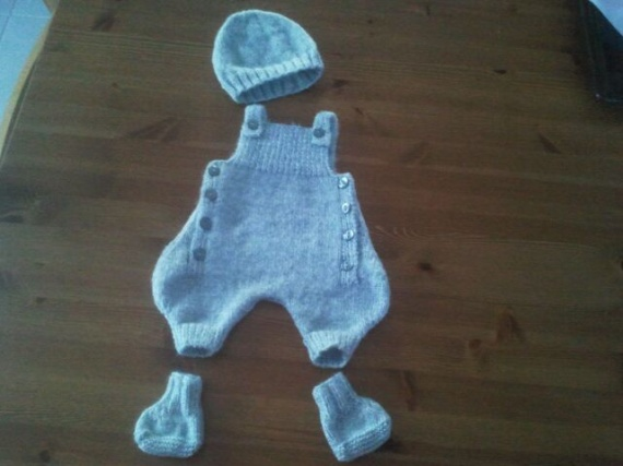 ensemble tricot