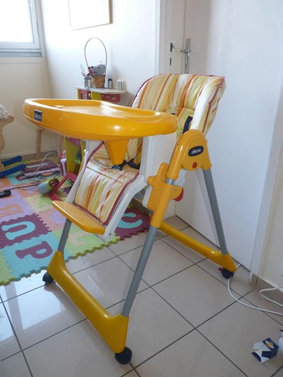 Chaise haute chicco mamma tbe 80 chaise haute chicco for Housse chaise haute chicco mamma