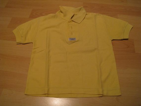 T-shirt jaune, 1 euro