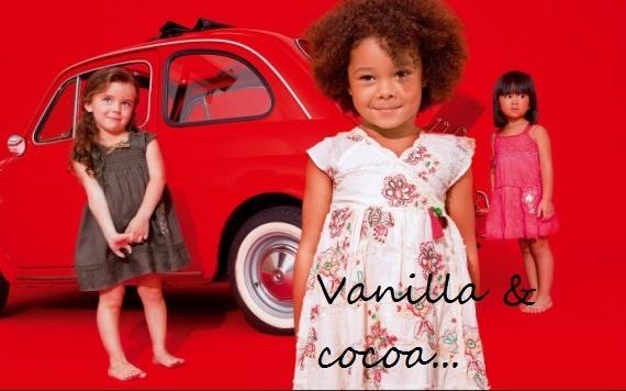 Vanilla & cocoa