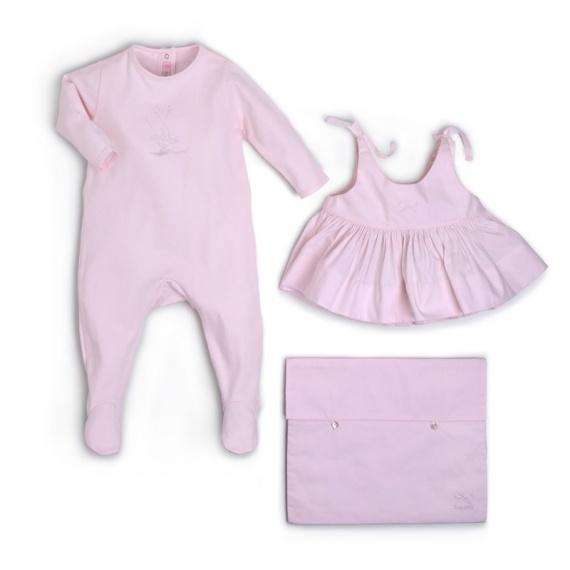 pyjama et tunique savoie repetto ete 2011 b b fille 1. Black Bedroom Furniture Sets. Home Design Ideas