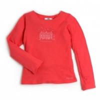 Tee-shirt ML rose sorbet SEVERIN