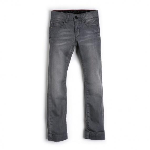 NEXICO Ooxoo - Pantalon Enfant Fille - Denim Laser