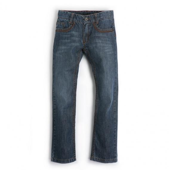 NABRE Ooxoo - Pantalon Enfant Fille - Denim Saturday