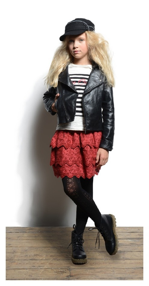 Ooxoo Rock'n'Roll Girl