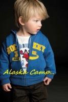 Alaska camp