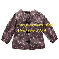 Marese couture bébé fille hiver 2014