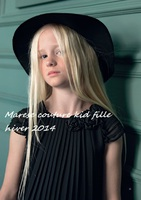 Marese couture kid fille hiver 2014
