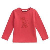 Tee-shirt M-L PROMESSE red rubis