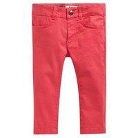 Pantalon PORELIE red rubis