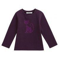Tee-shirt M-L PROMESSE Purple Amethyste