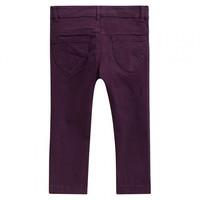 Pantalon PORELIE Purple Amethyste dos
