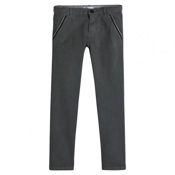 Pantalon MANORA gris musique