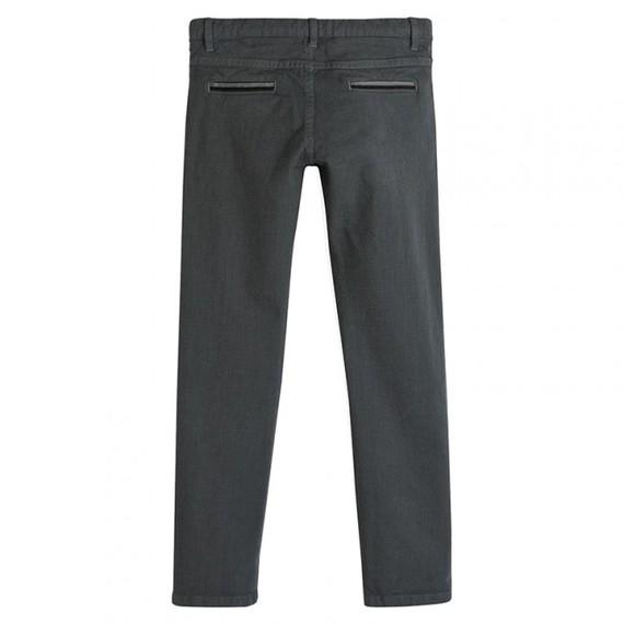 Pantalon MANORA gris musique dos