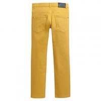 Pantalon PRETTI jaune dos