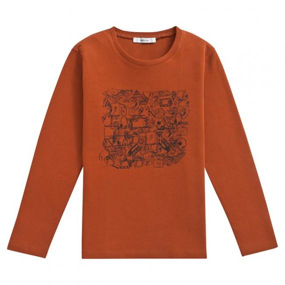 Tee-shirt ML PROMIA red casino
