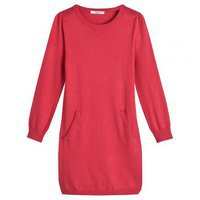 Robe tricot PLEVANIL rouge