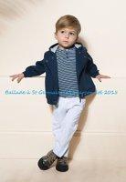 Ballade à St Germain bébé garçon été 2015