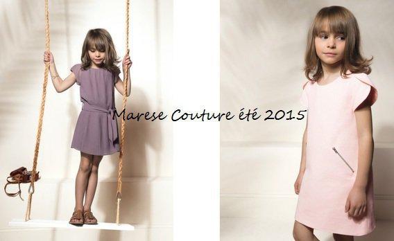 Marese Couture été 2015