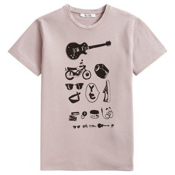 Tee-shirt 2 en 1 MATIGUA détails
