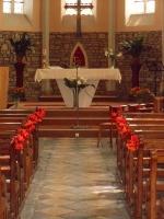 église (pompons)