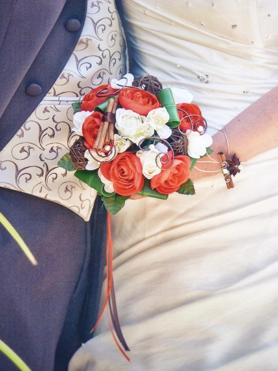 Bouquet artificiel mariage pour la 1ere page de la r cap gally89 photo - Bouquet artificiel mariage ...