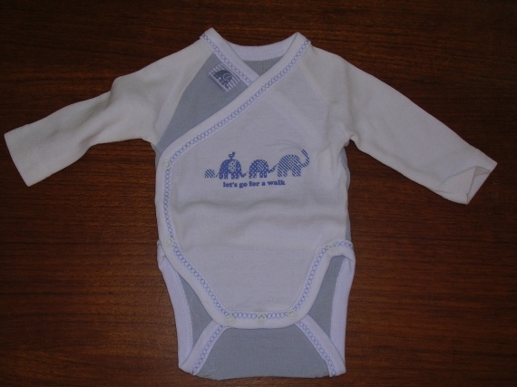 Body Carrefour neuf taille naissance