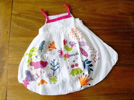 75f4ebf9f220a 9 Mois - robe bloomer été 2012 blanc petite sirène by catimini ...