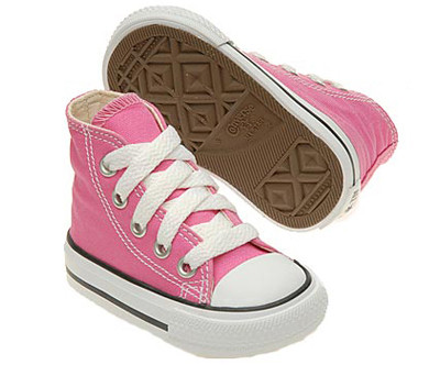 converse fille taille 20