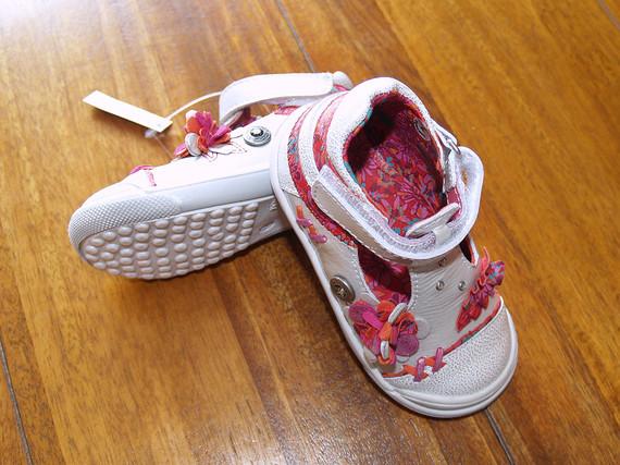 3f76c2e1c9e4b Chaussures bébé fille Catimini Chardon été 2014 - Pointure 22 ...