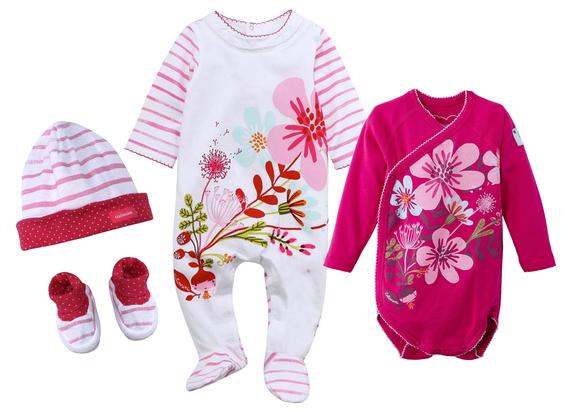 968be908b3038 3 mois Catimini ensemble layette pyjama body bonnet chaussons radiminette