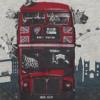 3 ANS IKKS TEE SHIRT GRIS BEBE GARCON Londres bus rouge impérial et faune anglaise