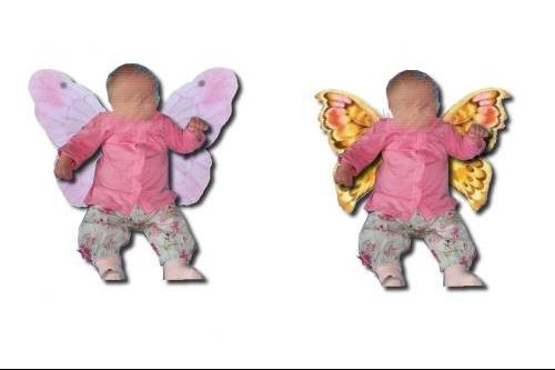 essai bebe papillon