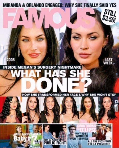 Megan_Fox_plastic_surgery_Famous_magazine