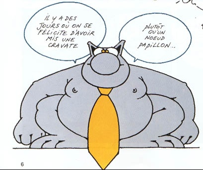 cravate-le-chat-humour