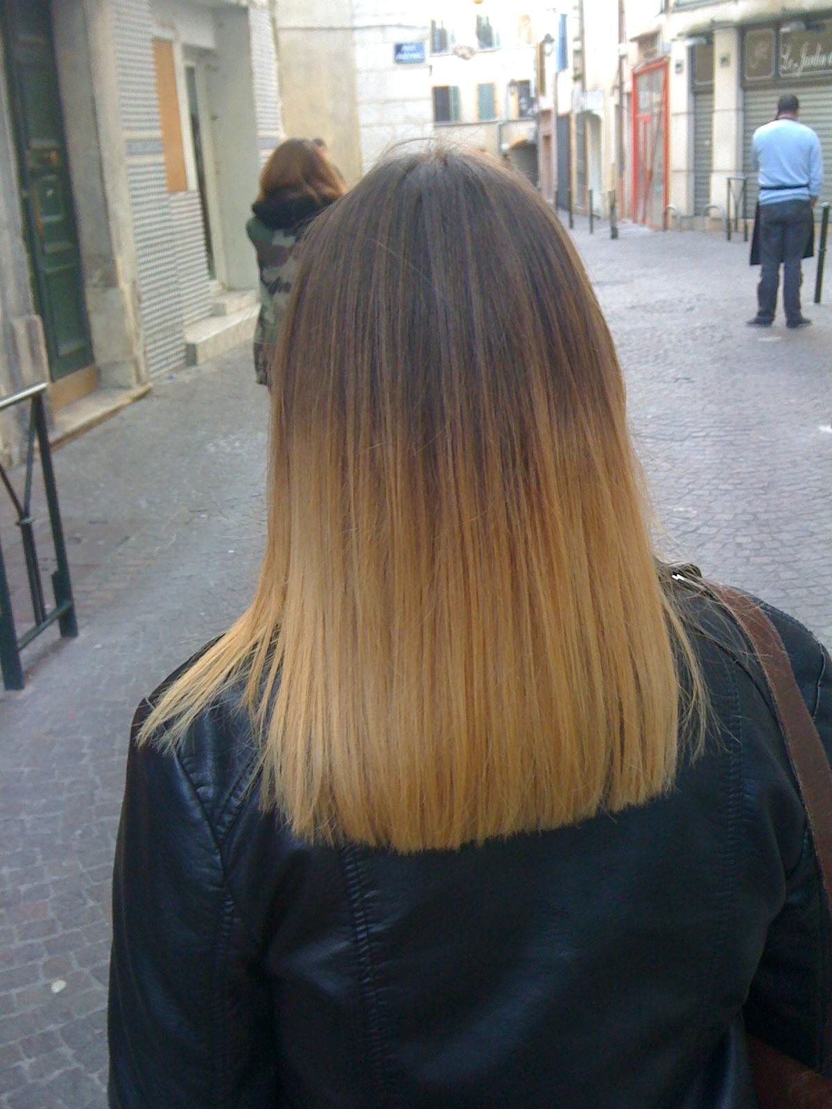 Ombré hair rater , Coiffure et coloration , FORUM Beauté