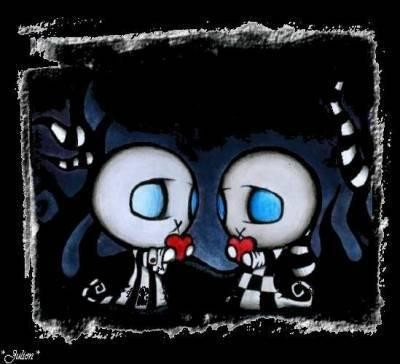 image amour gothique