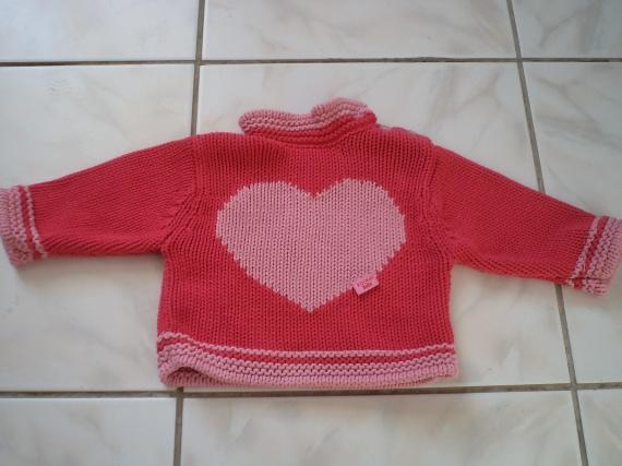 """Magnifique pull""""Kookai bébé""""-taille 6mois"""