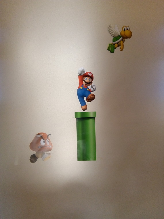 Mario - GG !!