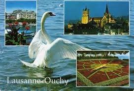 Lausanne - Carte Postale