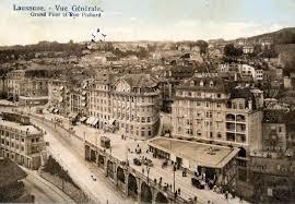 Lausanne 1-1 - Carte Postale