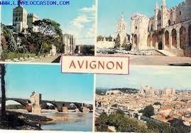 Avignon - Carte Postale