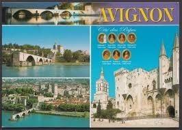 Avignon 1-1 - Carte Postale