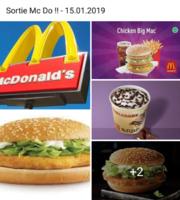 McDo - 15.01.2019